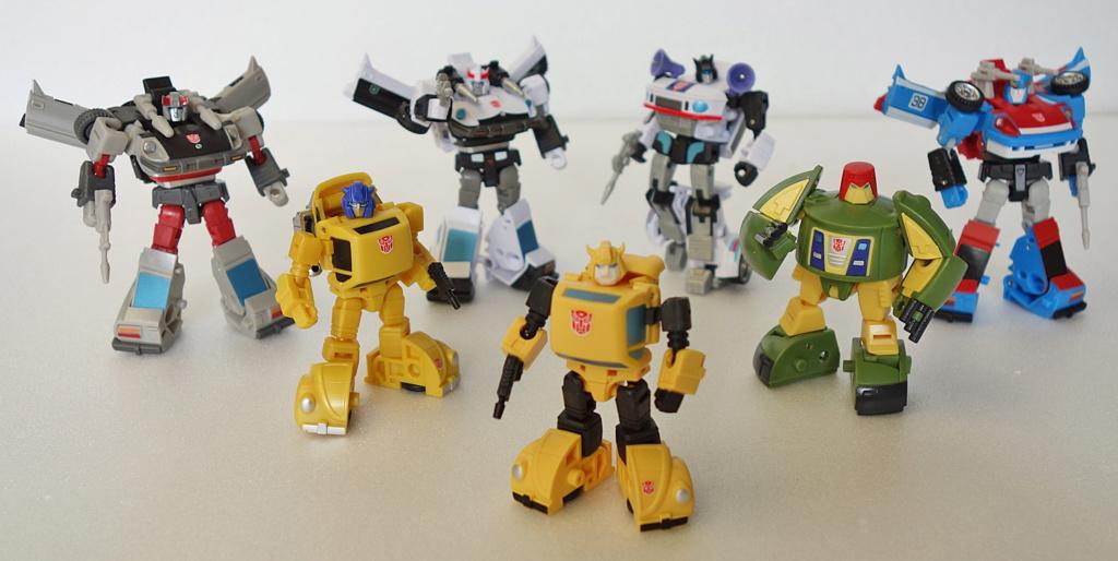 Collection de TransFarmer Newage15
