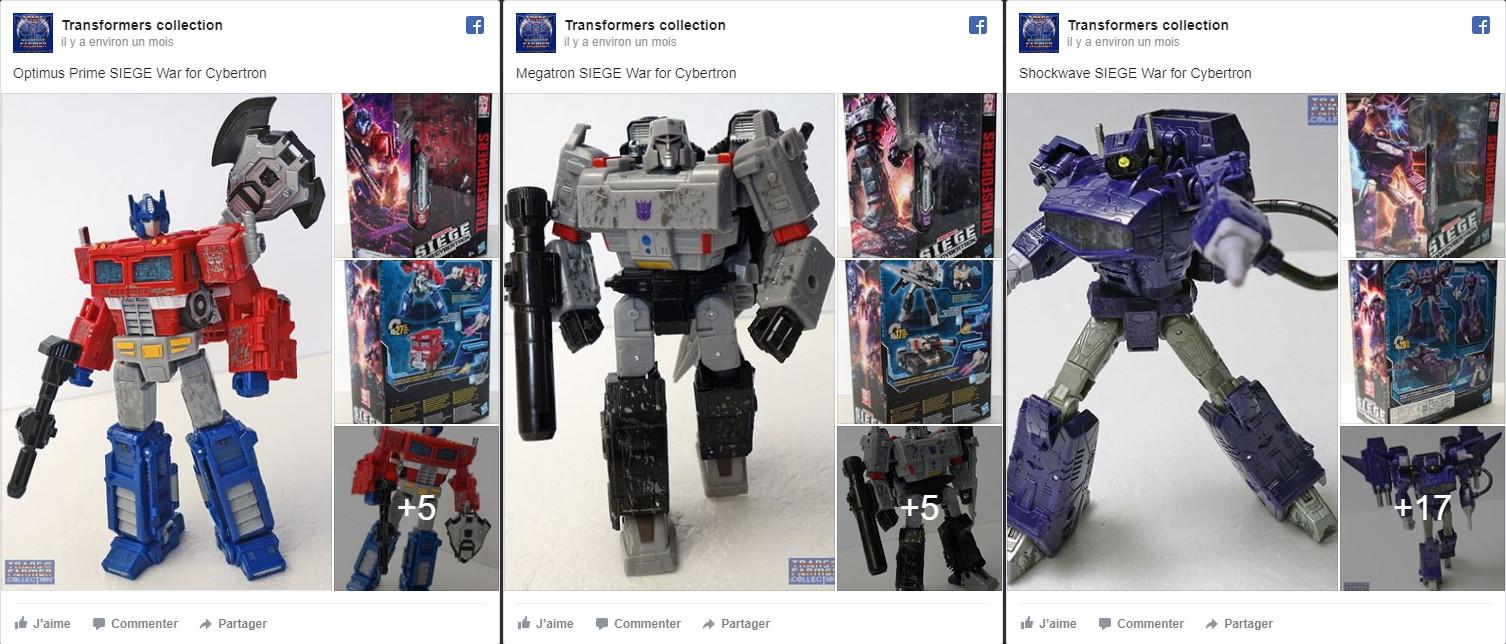 Collection de TransFarmer Optimu21