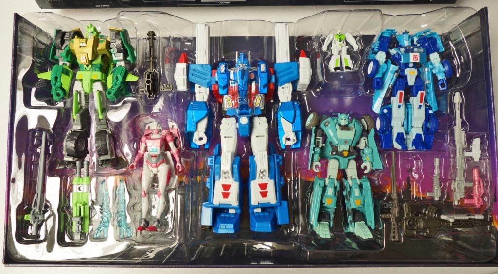 Collection de TransFarmer Platin14