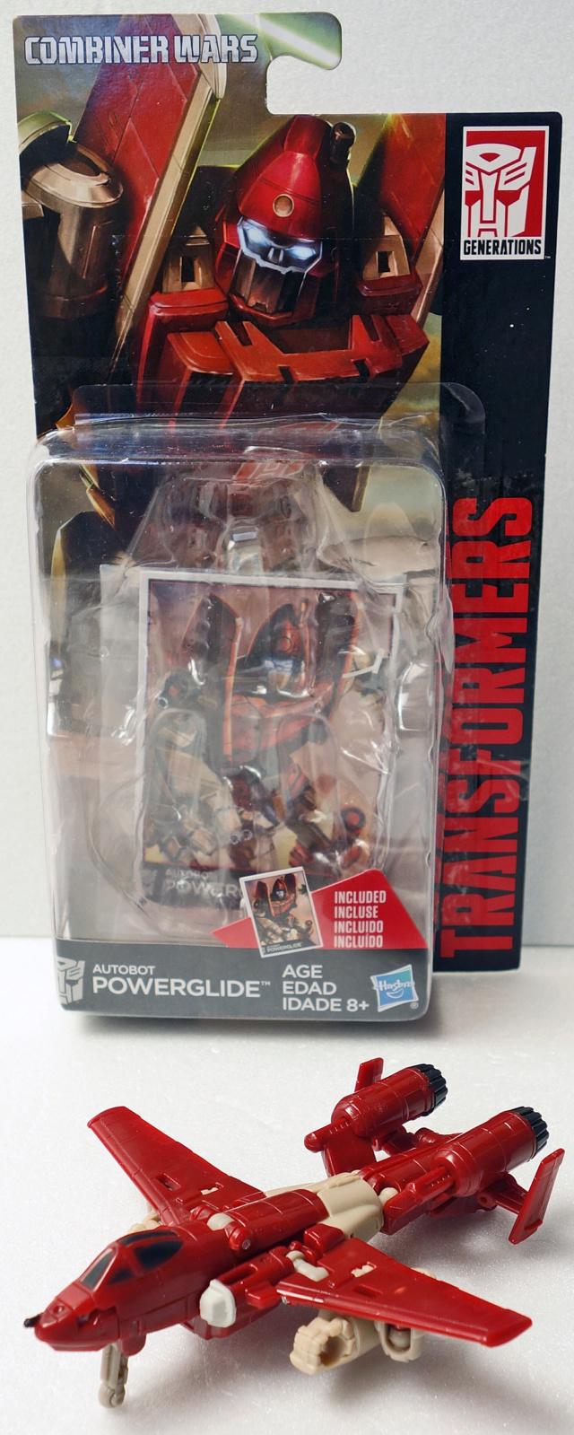 Collection de TransFarmer Powerg15