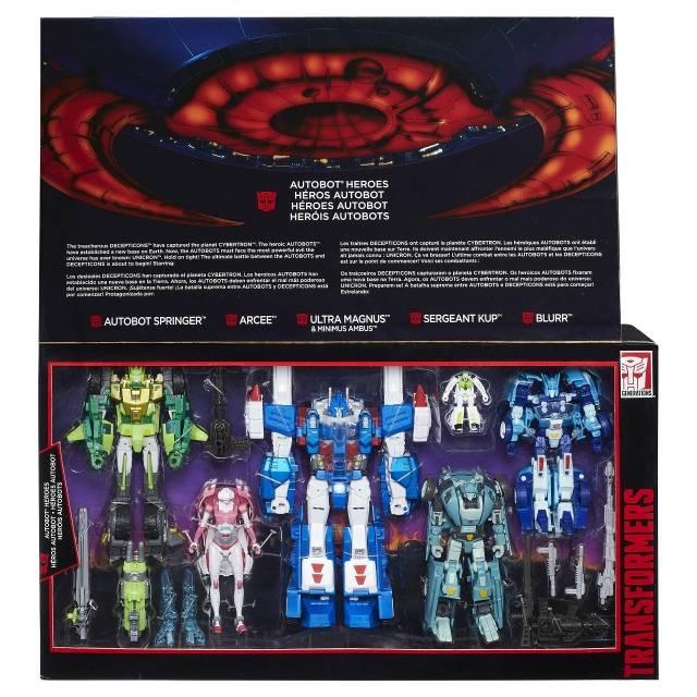 Jouets Transformers Generations: Nouveautés Hasbro - Page 4 Reduce10