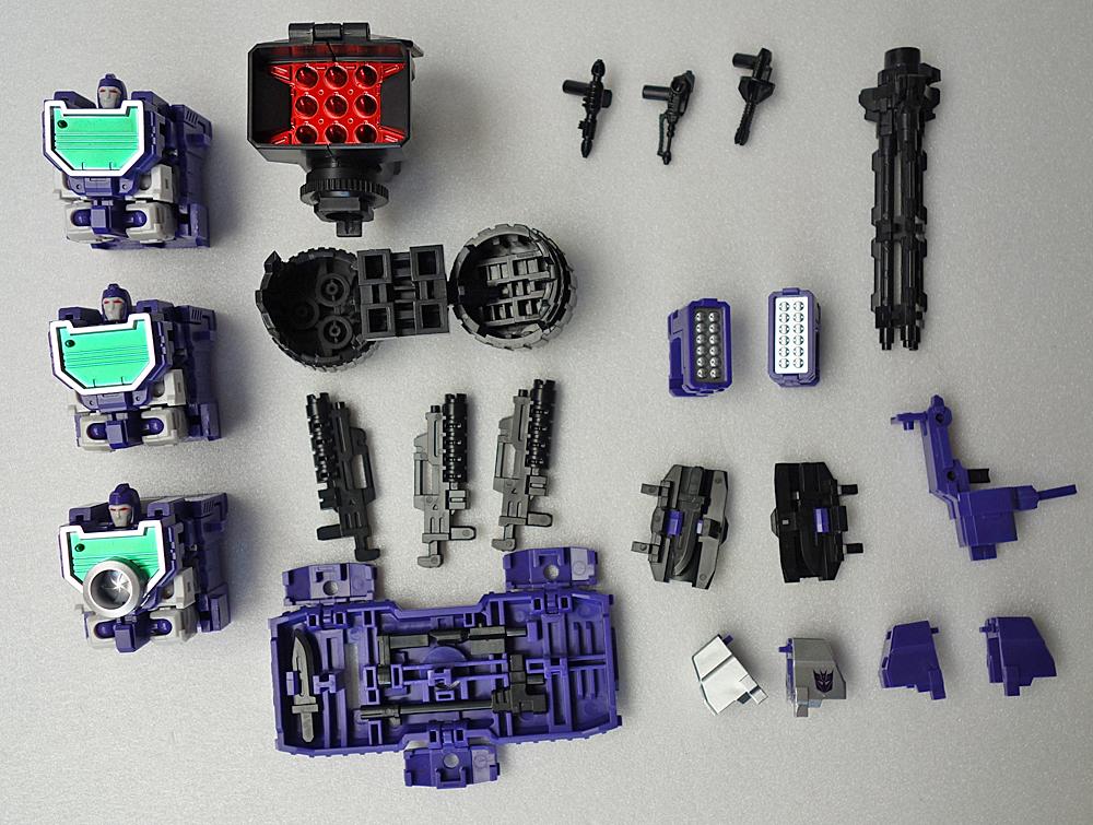 Collection de TransFarmer Reflec10