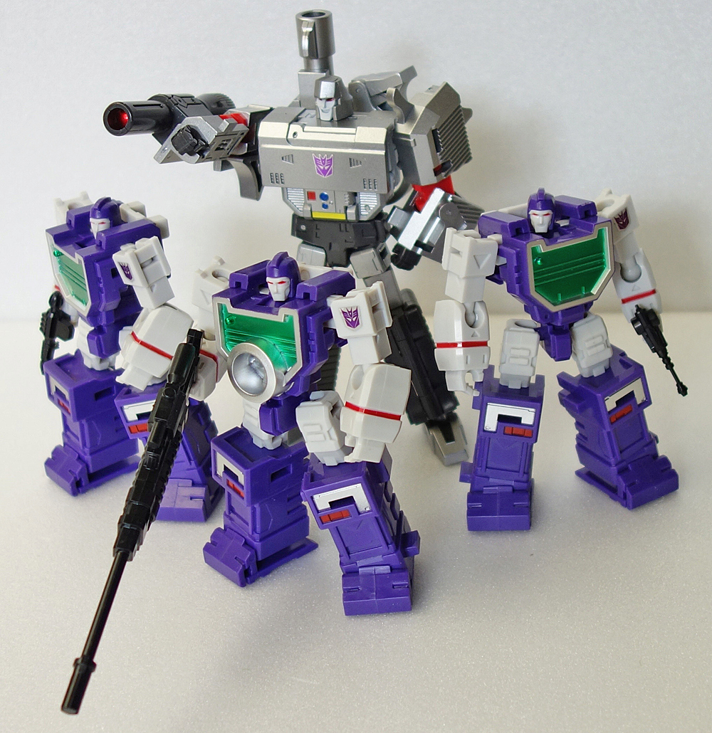Collection de TransFarmer Reflec16