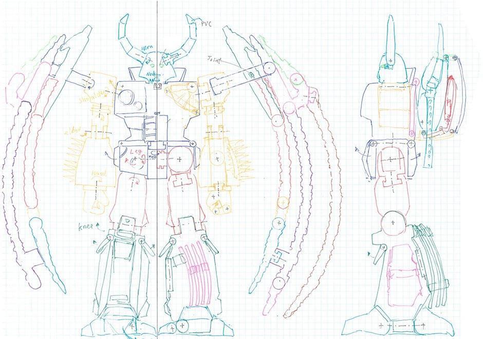 HasLab ― Transformers: War For Cybertron Unicron ― par financement participatif - Page 2 Xxa1fr10