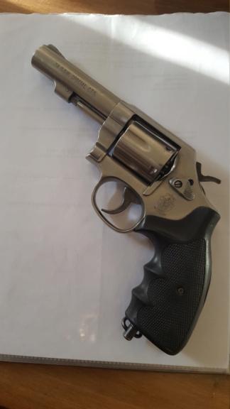 Smith & Wesson mod 64 20190510