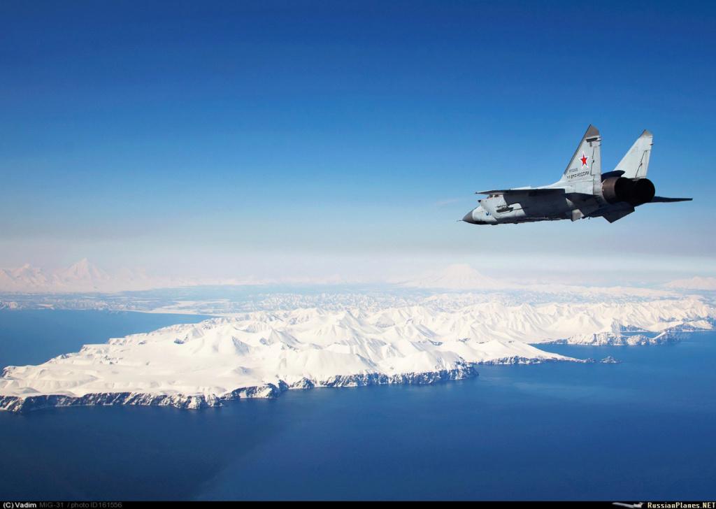 """Mikoyan-Gurevitch MiG-31 BM/BSM """"Foxhound"""" (AMK 1/48) 16155610"""