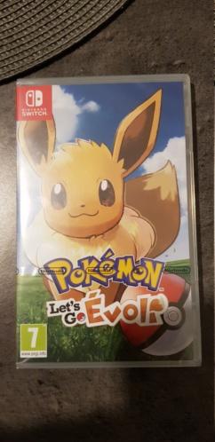 [VENDU] Jeu Pokemon lets go Evoli sous blister 15460910