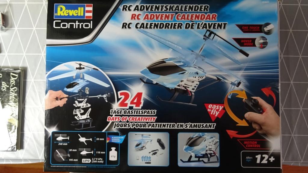 RC Adventskalender Revell  Dsc00810