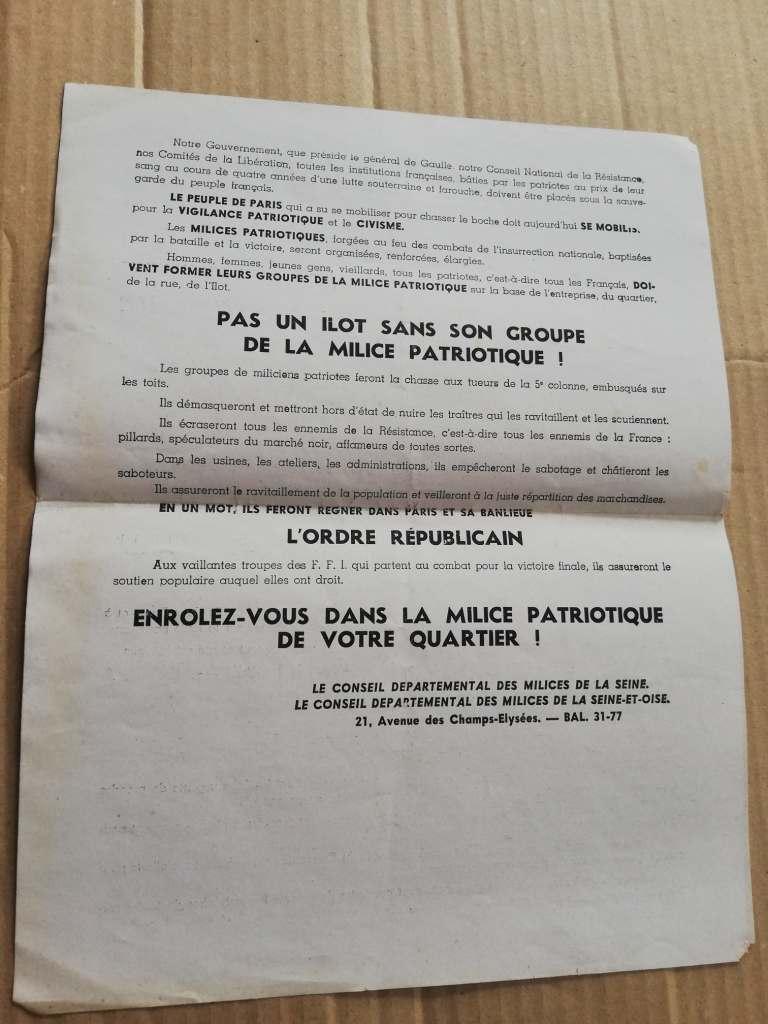 Divers documents de Seine Maritime 86281810
