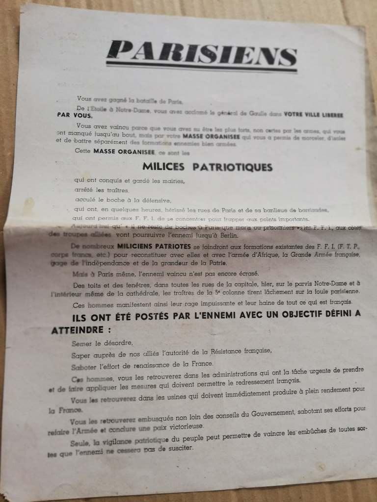 Divers documents de Seine Maritime 87717210