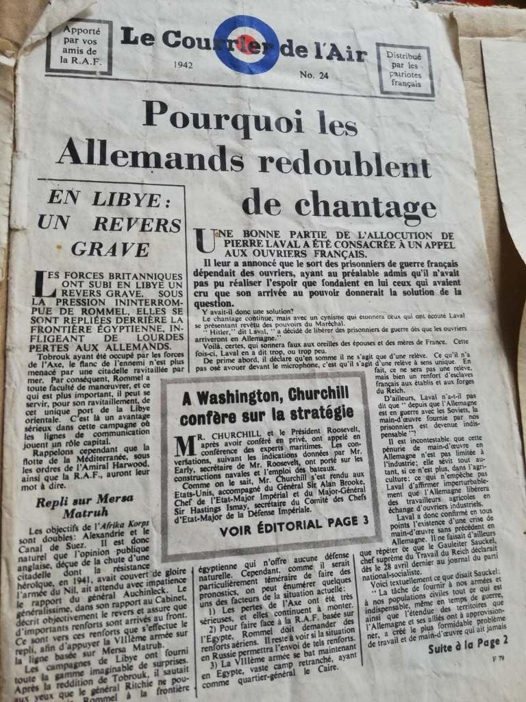 Divers documents de Seine Maritime 87749210