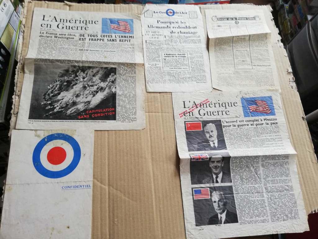 Divers documents de Seine Maritime 87768610