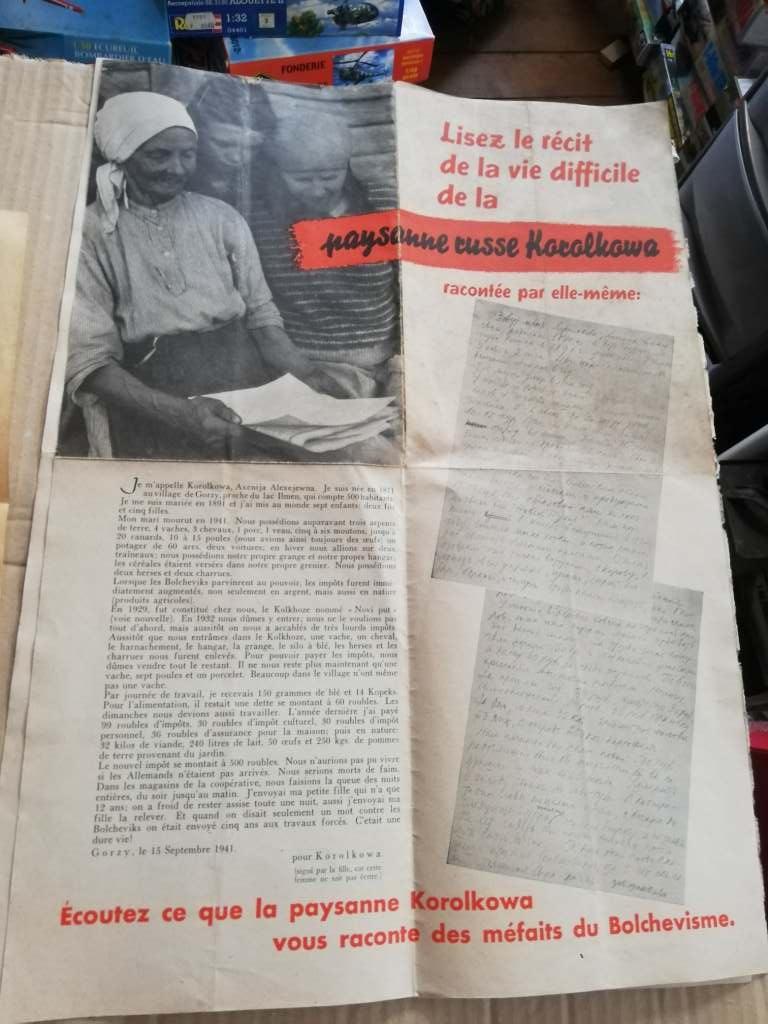 Divers documents de Seine Maritime 87800110