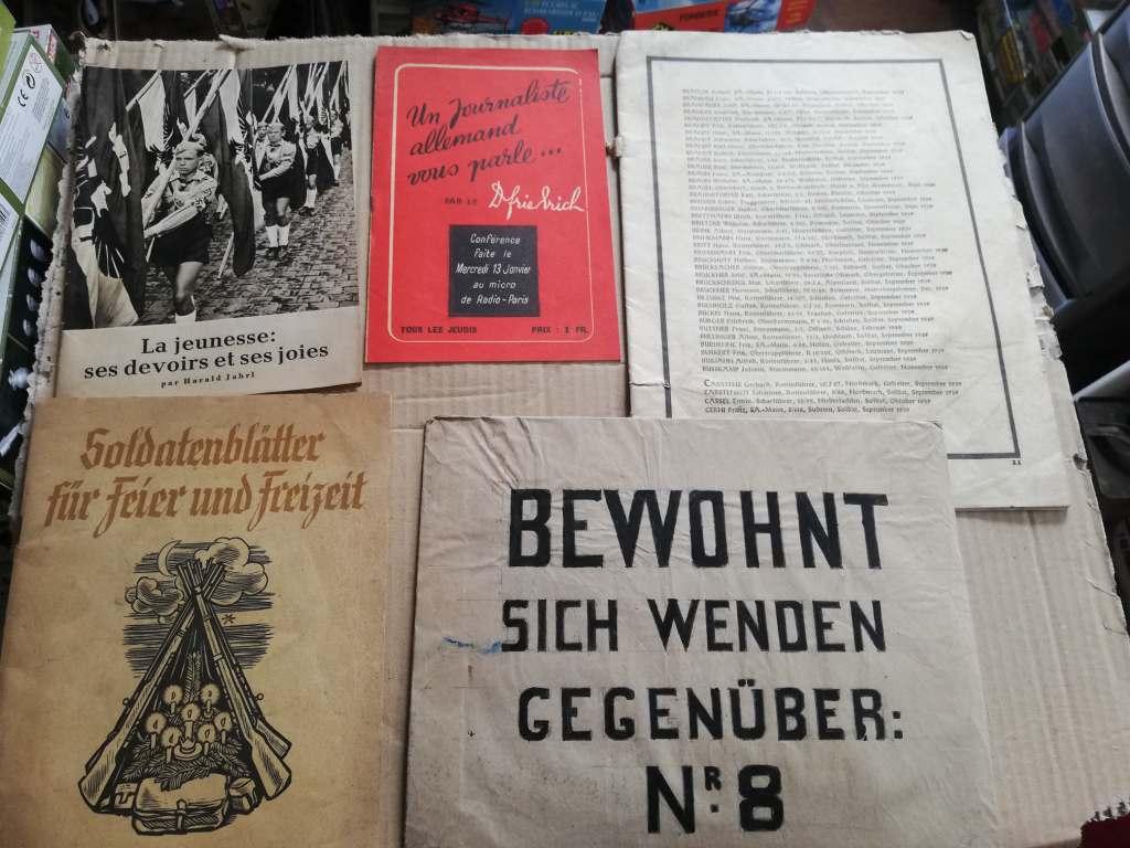 Divers documents de Seine Maritime 87819910