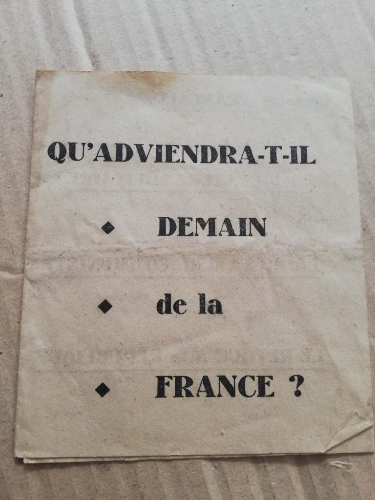 Divers documents de Seine Maritime 88054710