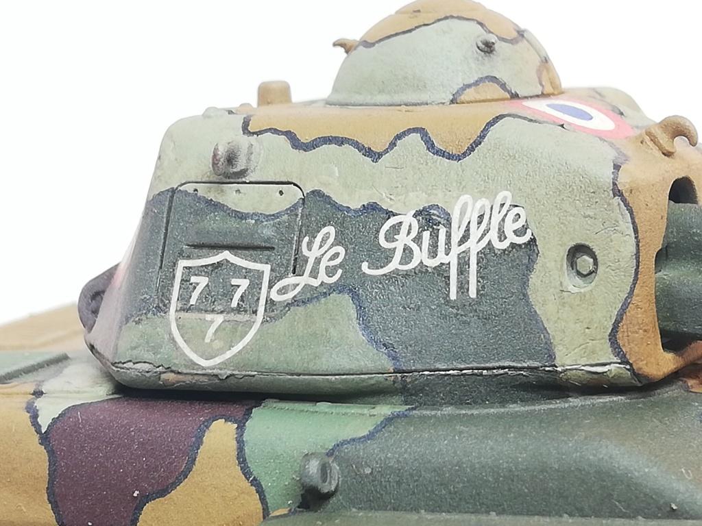 """R35 Tamiya 1.35 """"Hommage à nos tankistes : 80 ans de la Bataille de France"""" 96136910"""