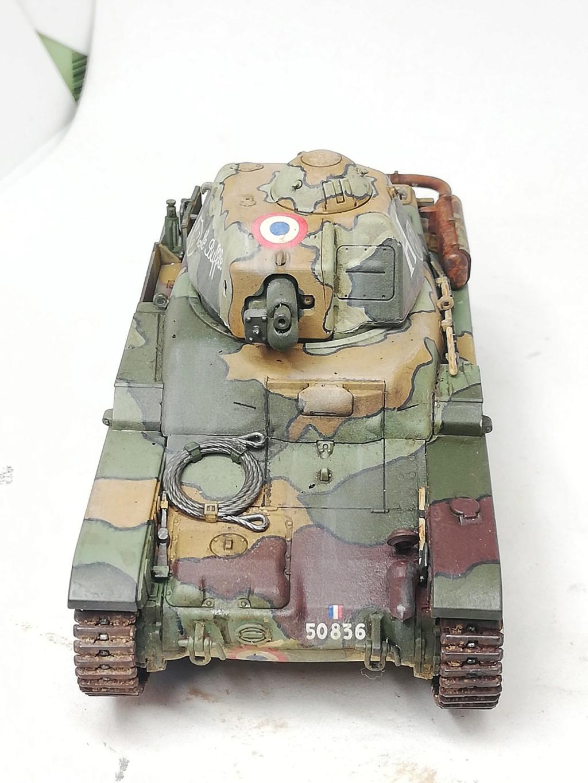 """R35 Tamiya 1.35 """"Hommage à nos tankistes : 80 ans de la Bataille de France"""" 96794210"""