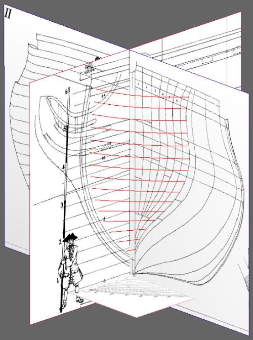 La Belle 1:36  Allonges d'ecubier  - Page 4 03_sha10
