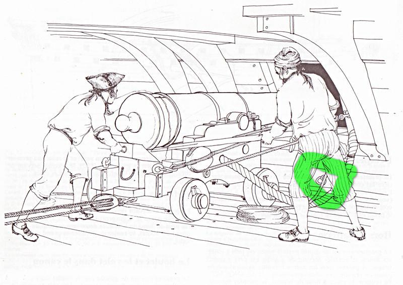 Boucle sur la fourrure de gouttière 171_ca10