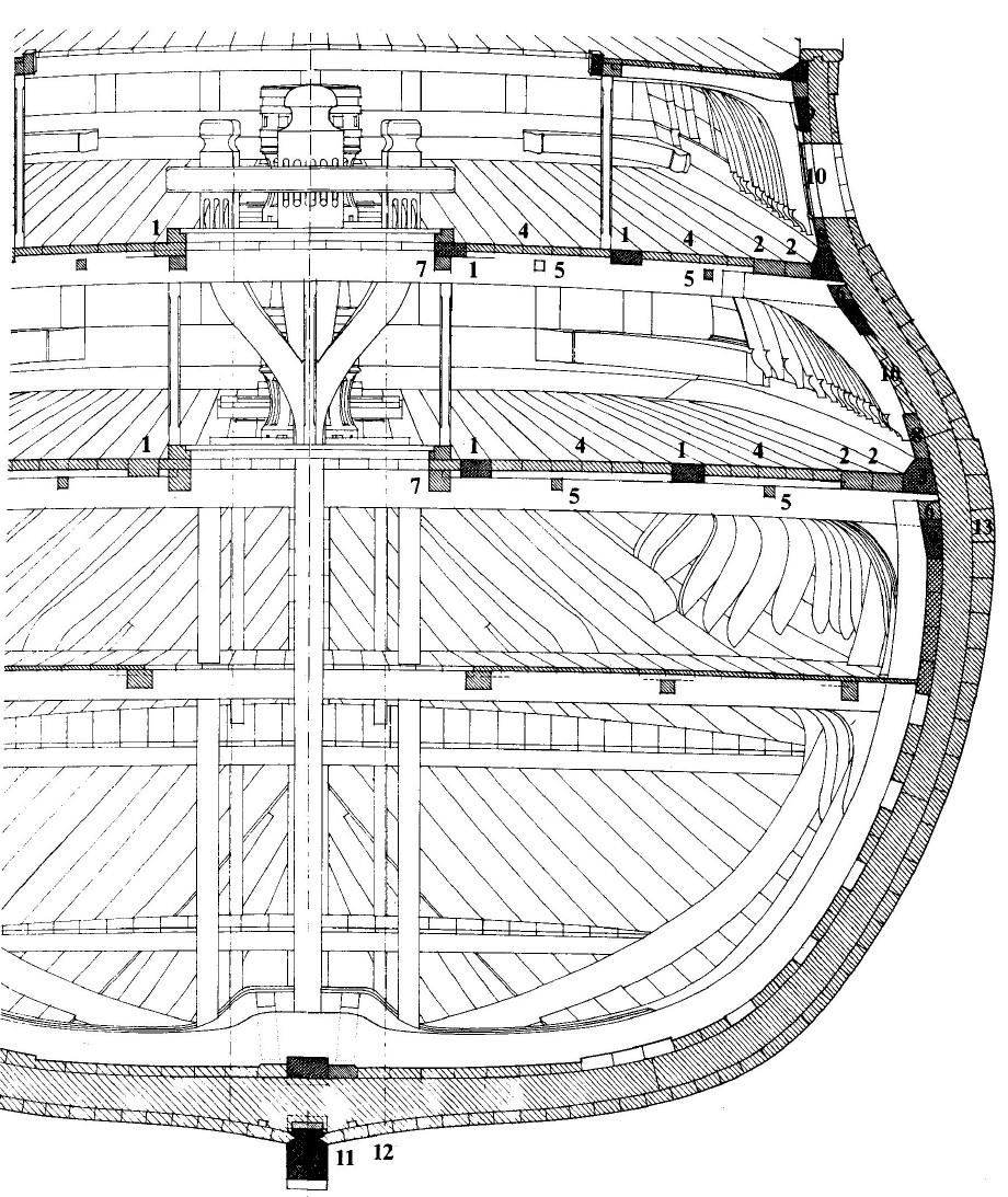 Canons de vaisseau 74 canons (Création 3D) par Greg_3D - Page 6 74cano11