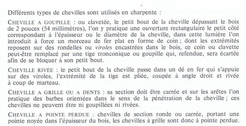 Clous, chevilles, goujons et gournables - Page 2 Chevil11
