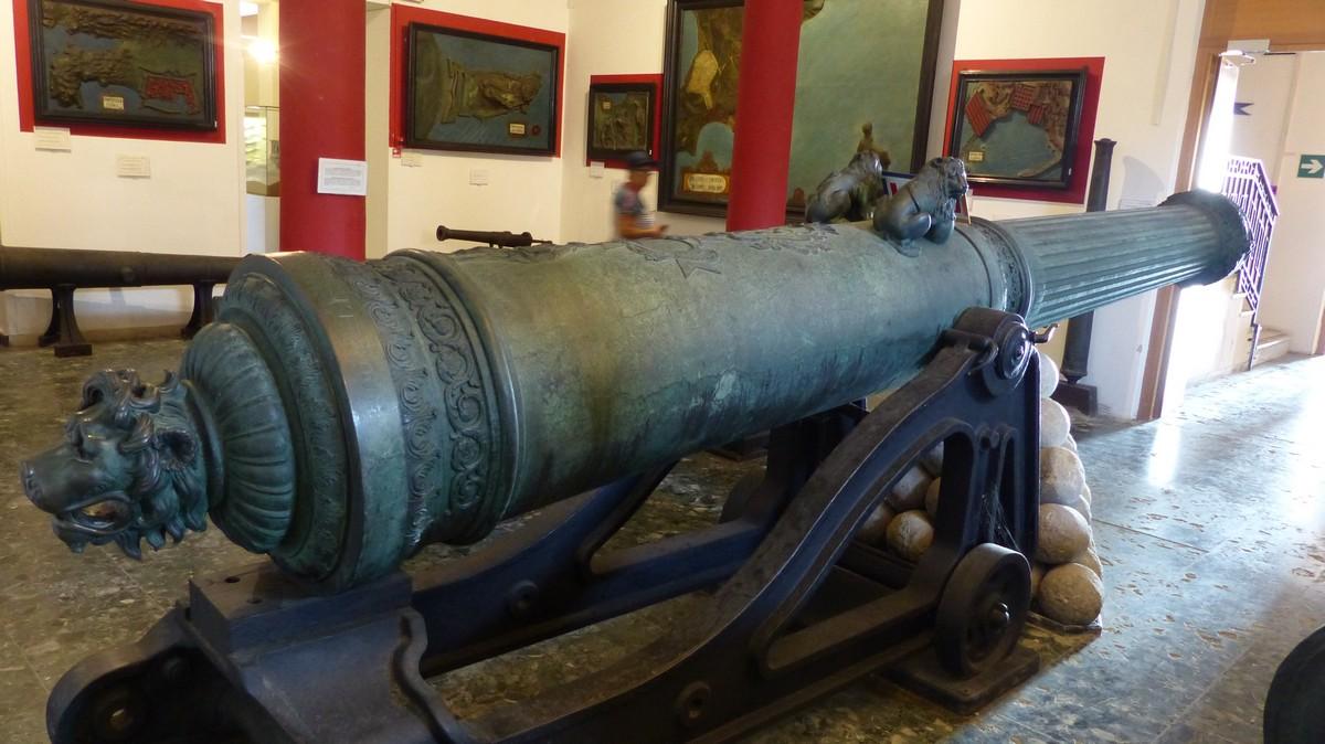 Canon de galère de 1643 Coursi12