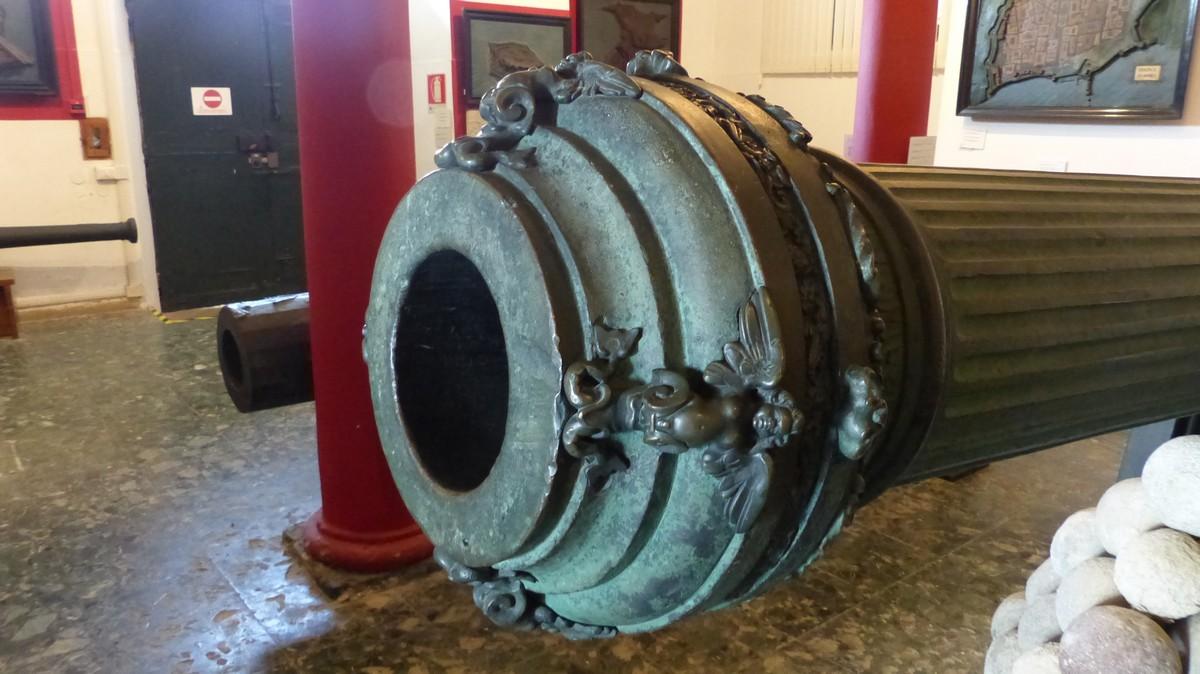 Canon de galère de 1643 Coursi13