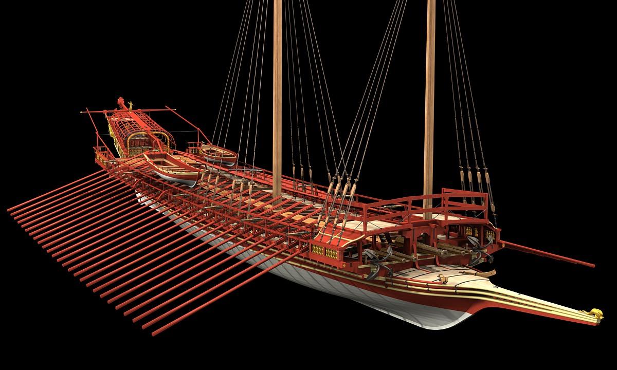 La flotte Française en 3D Galzor10