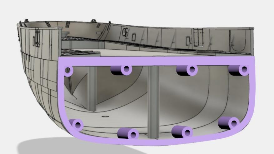 SS Hydrograaf [numérisation & impression 3D 1/100°] de Iceman29 - Page 3 Tubec_10