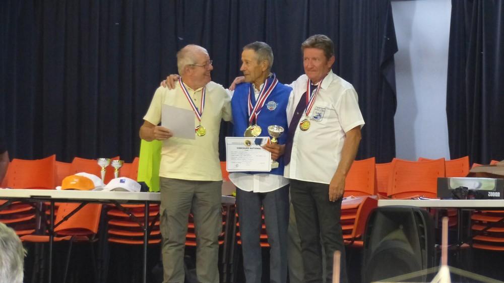 Championnat de France 2019 à Villeveyrac les 8, 9 et 10 juin prochain. Villev19