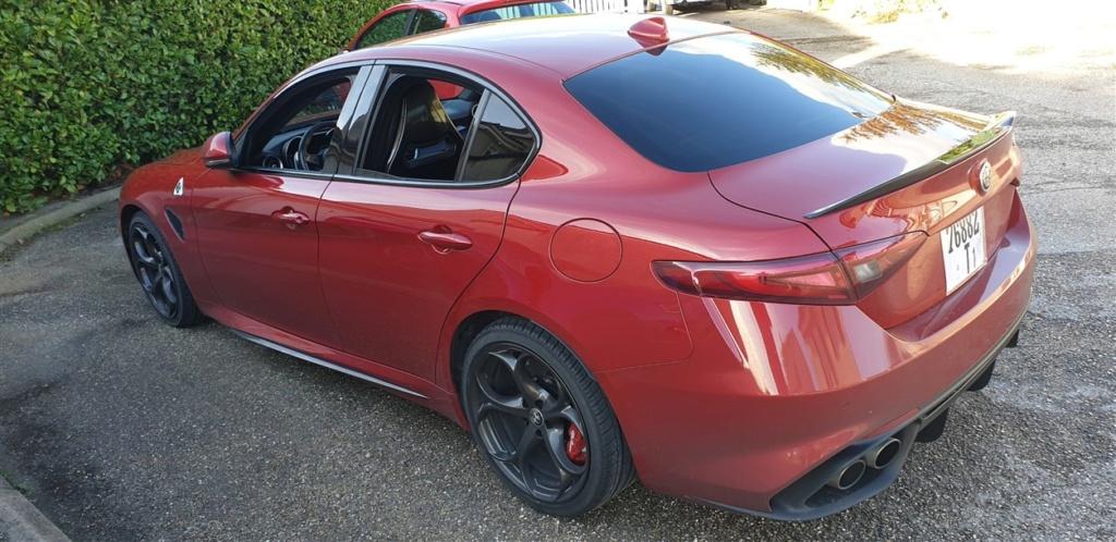 [FrakassoR69] Alfa Romeo Giulia Quadrifoglio 20191210