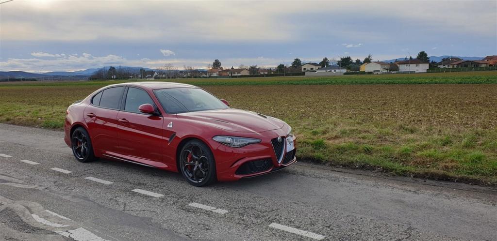 [FrakassoR69] Alfa Romeo Giulia Quadrifoglio 20191213