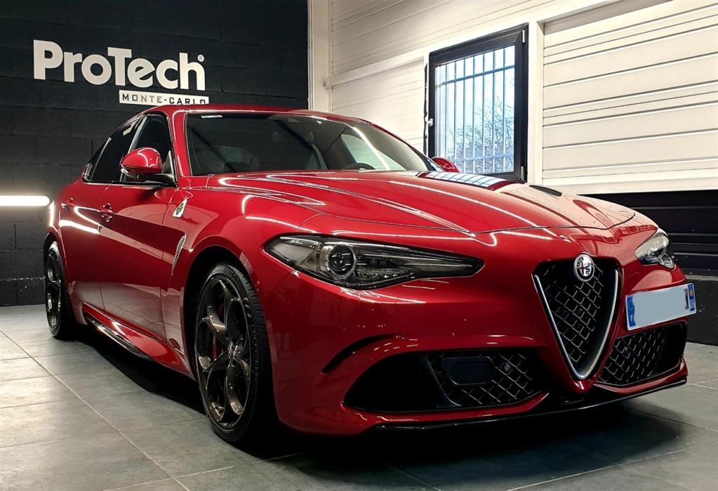 [FrakassoR69] Alfa Romeo Giulia Quadrifoglio 20200110