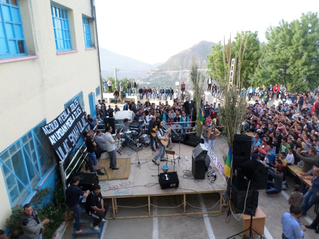 Tizi N'Berber Célébration du 35e anniversaire du printemps berbère: Oulahlou demain à Aït Bouaïssi Iu10