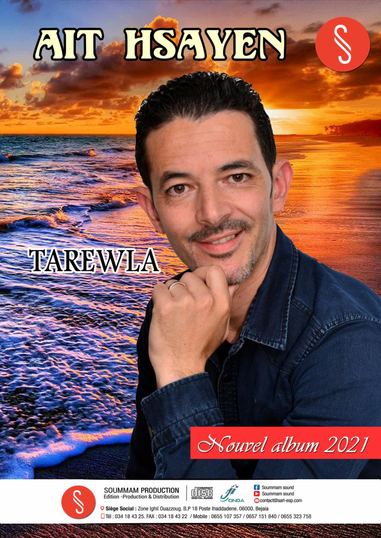 """AIT HSAYEN """"Lkhier AKRICHE"""", album """"TAREWLA"""", 2021 T13"""
