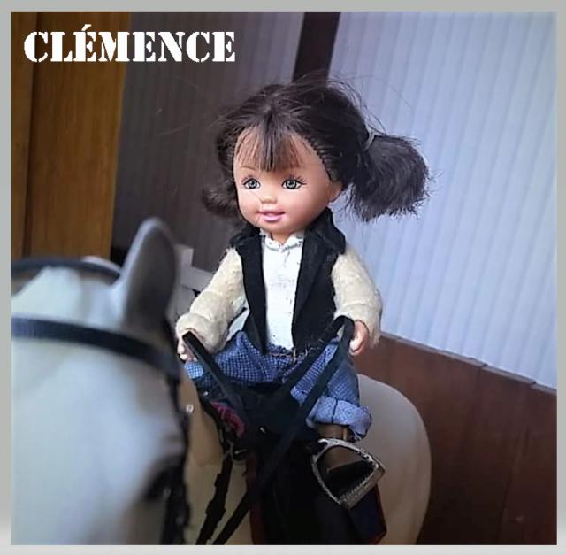 les chevaux de l'écurie Du vieux porche, bienvenue dans ce refuge miniature - Page 10 Clzome11