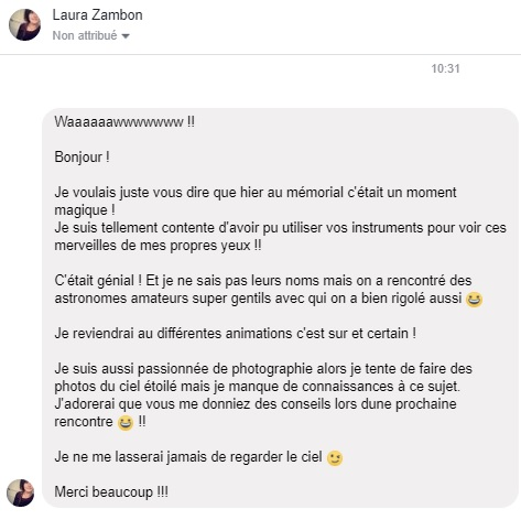 NUIT DES ETOILES vendredi 10 août 2018 à Saucats (33) Sans_t10