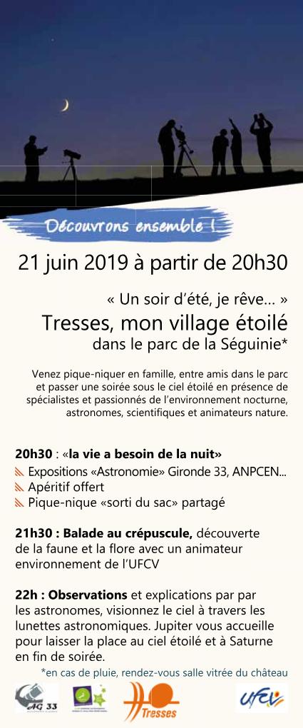 TRESSES, MON VILLAGE ÉTOILÉ vendredi 21 juin 2019 Tzolzo10