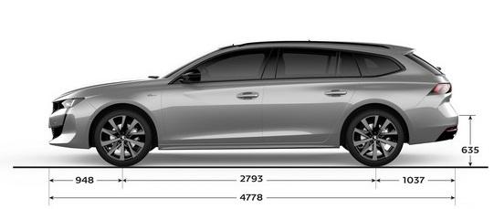 2018 - [Peugeot] 508 II SW - Page 17 20151710