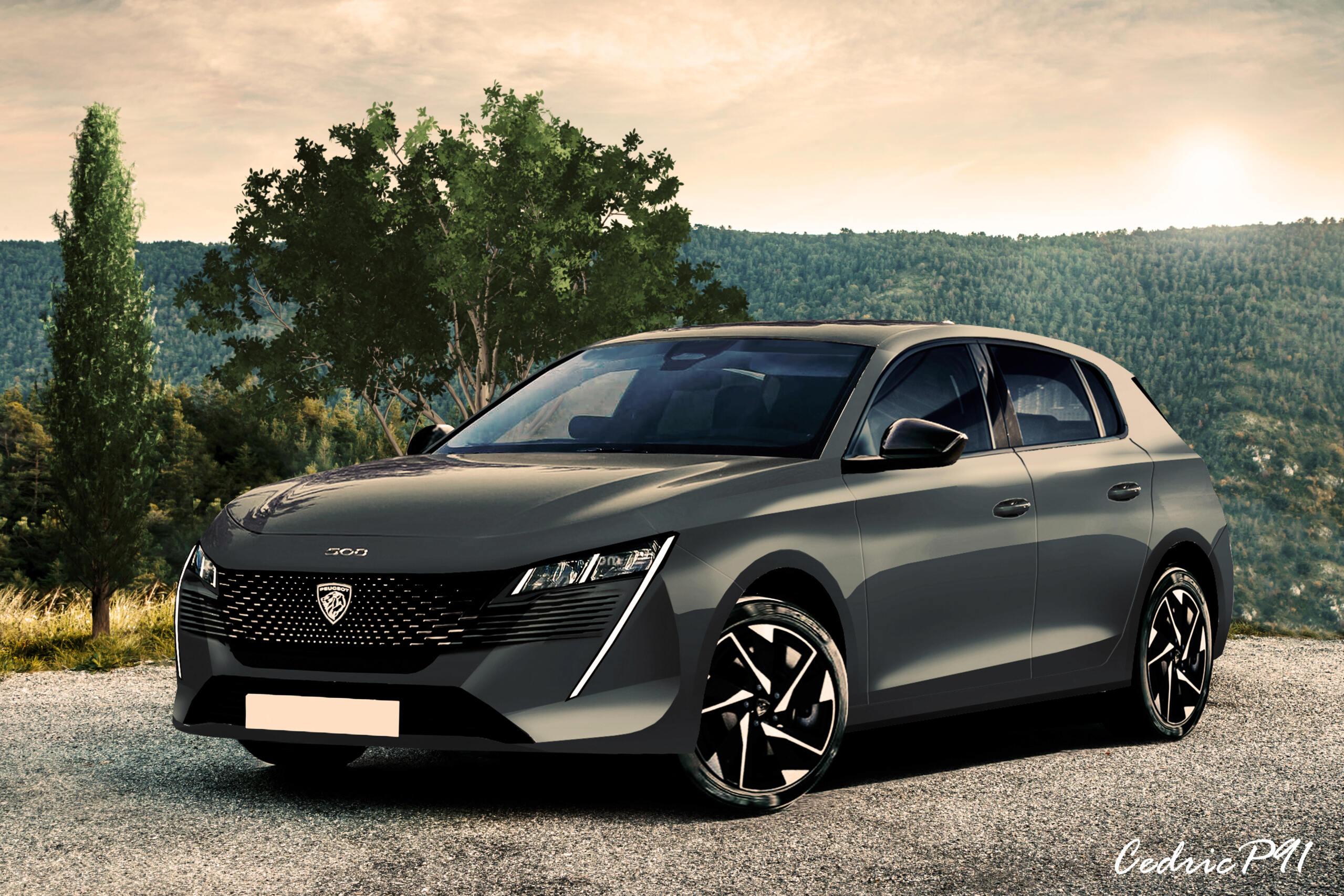 2021 - [Peugeot] 308 III [P51/P52] - Page 29 308-de12