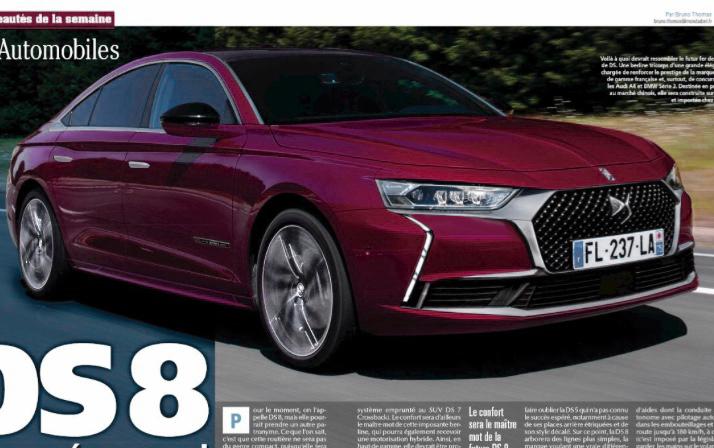 2020 - [DS Automobiles] DS 8 (X83) - Page 36 9c88d810