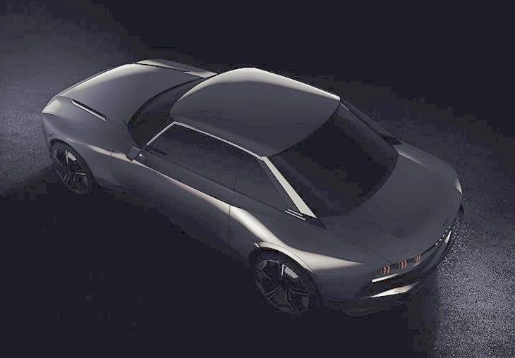 2018 - [Peugeot] e-Legend Concept - Page 3 B19f3310