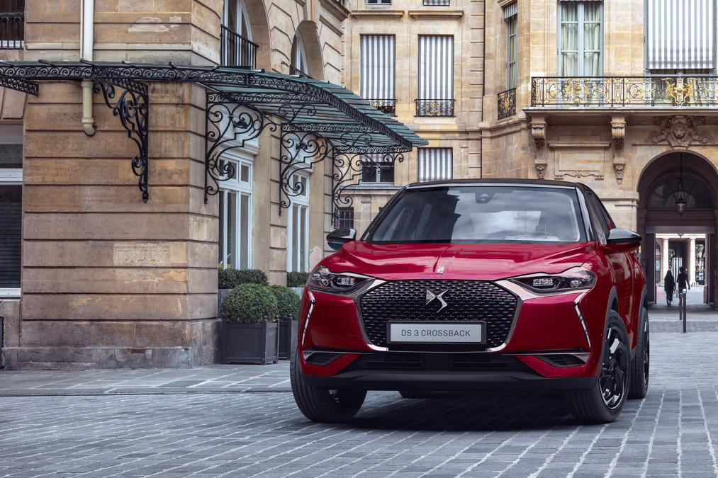 2018 - [DS Automobiles] DS 3 Crossback (D34) Ds3-110