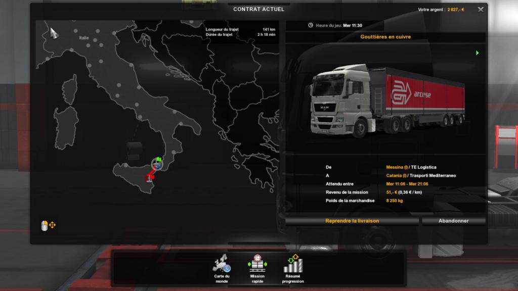 le clan des Siciliens Ets2_617