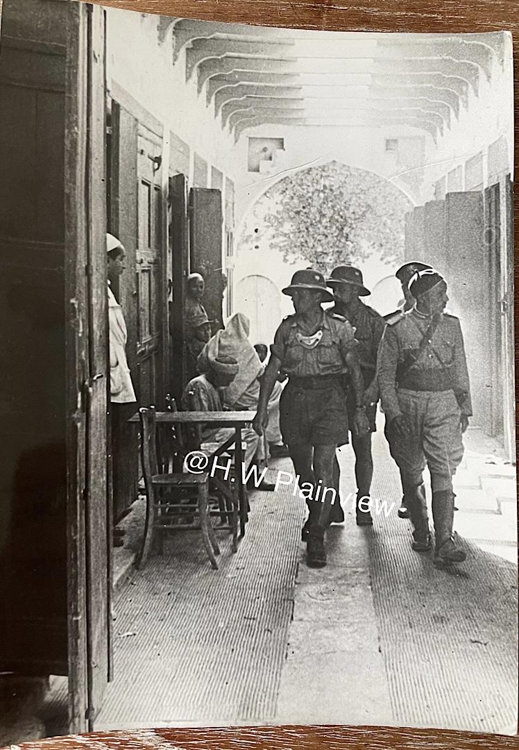 Identification Afrika Korps Libye  08db4510