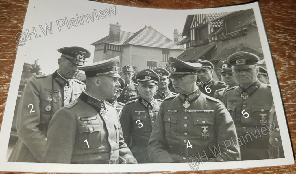 Rommel à Ouistreham - une semaine avant le débarquement... 11111110