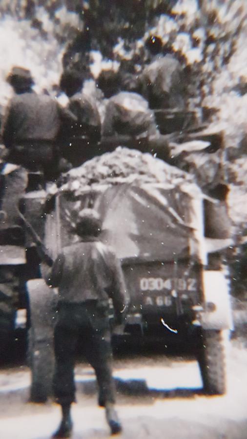Photos : US 66Th Armored Regiment en Normandie Juillet 1944. 20200515