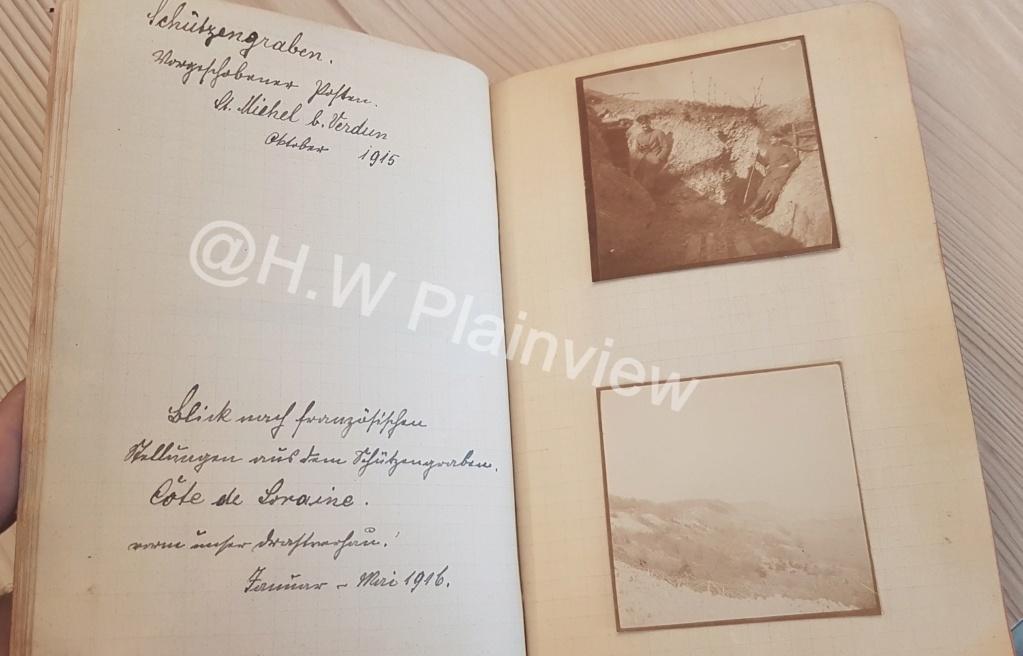 Souvenirs De Verdun (Photos WW1) 20200716