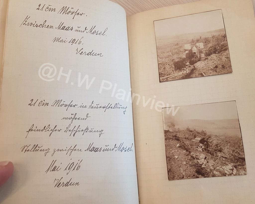 Souvenirs De Verdun (Photos WW1) 20200718