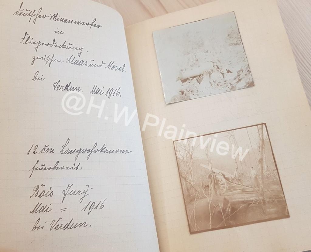 Souvenirs De Verdun (Photos WW1) 20200720
